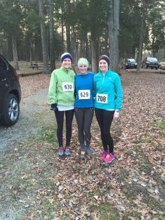 """""""Dirty 30"""" trail run"""