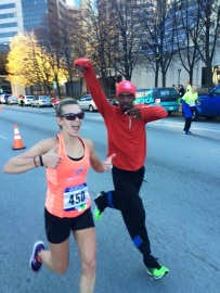 Mile 25.5 with Brian